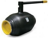 Краны полнопроходные приварные LD DN 40 - 400 мм PN 1,6 - 4,0 МПа