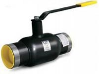 Краны стандартнопроходные приварные LD DN 15 - 500 мм PN 1,6 - 4,0 МПа